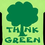 Design ~ Think Green Tee