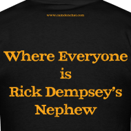 Design ~ Men's F/B: CC/Dempsey's Nephew (black)