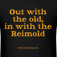 Design ~ Men's F: ...in with Reimold (black)