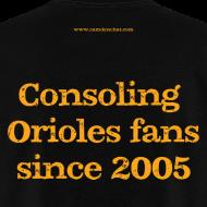 Design ~ Men's F/B: CC/Consoling Orioles Fans (black)