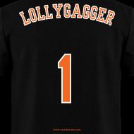 Design ~ Men's F/B: CC/Lollygagger (black)