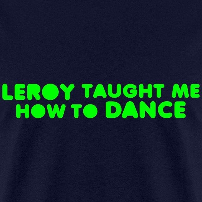 DANCE WITH LEROY