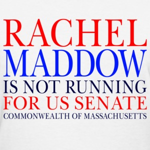 White Maddow Senate Women's T-Shirts - Women's T-Shirt