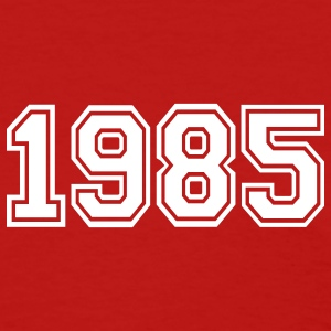 Red 1985 Women's T-Shirts - Women's T-Shirt