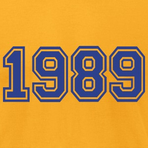 Gold 1989 T-Shirts - Men's T-Shirt by American Apparel