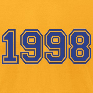 Gold 1998 T-Shirts - Men's T-Shirt by American Apparel