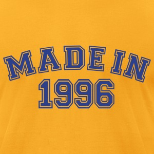 Gold Made in 1996 T-Shirts - Men's T-Shirt by American Apparel