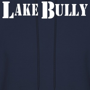 Navy LAKE BULLY Hoodies - Men's Hoodie