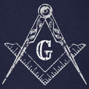 Navy scgray T-Shirts - Men's T-Shirt