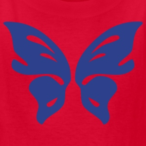 Red butterfly Kids' Shirts - Kids' T-Shirt