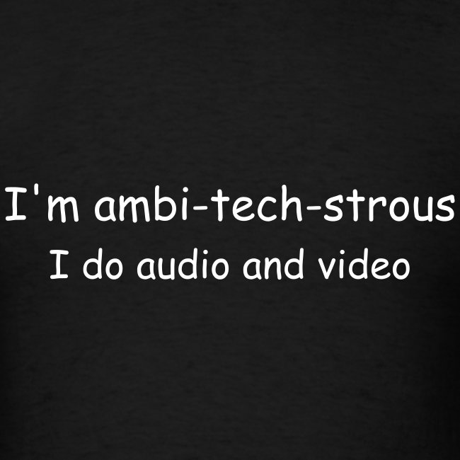 Ambi-Tech-Strous - audio/video