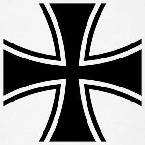 Iron Cross 1c - Men's T-Shirt