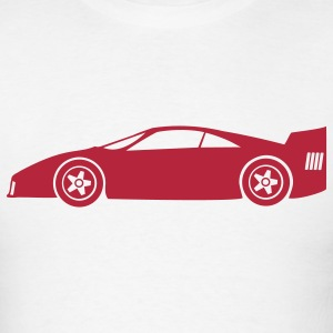 Sports Car 1c - Men's T-Shirt
