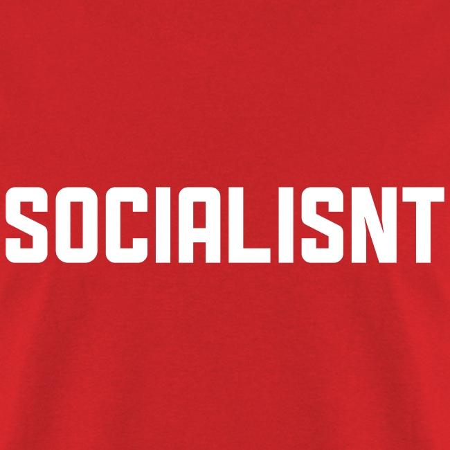 Socialisnt Shirt (red)