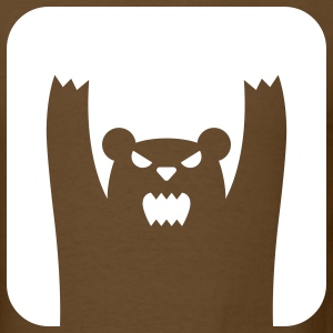 Brown bear T-Shirts - Men's T-Shirt