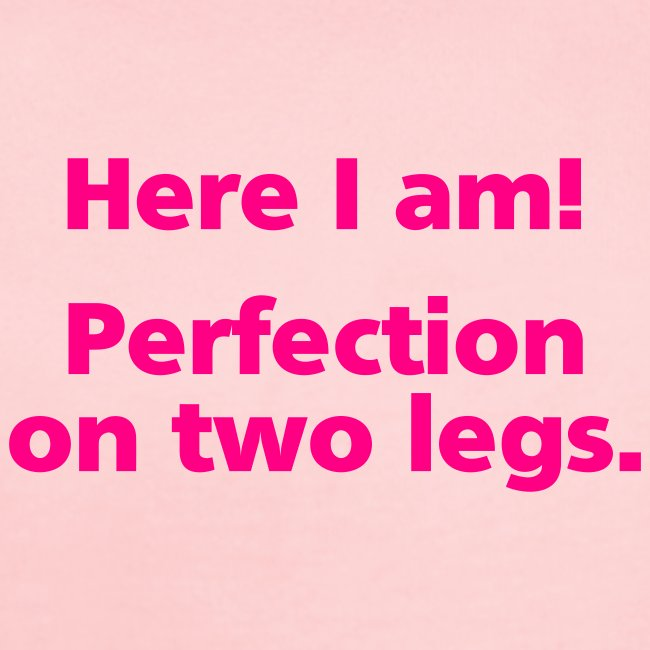 BABY GIRL: Perfection on two legs