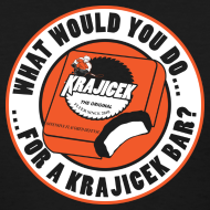 Design ~ What would you do for a Krajicek bar?