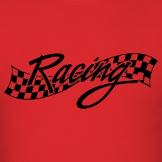 Red racing T-Shirts