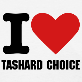Design ~ I Love Tashard Choice