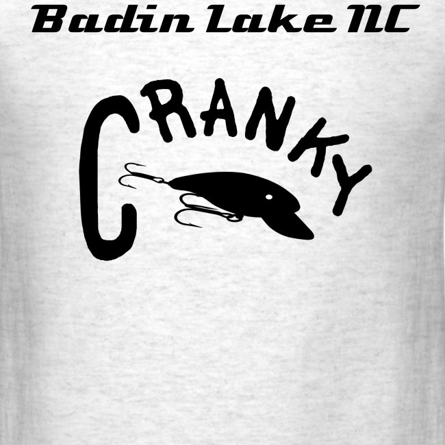 Men's Cranky Badin Lake NC