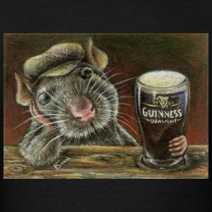 Paddy the rat T-shirt - Men's T-Shirt