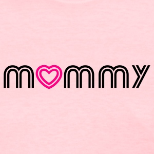 Pink Mod Mommy (mp) Women's T-Shirts - Women's T-Shirt