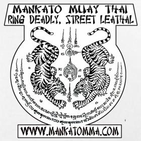 Design ~ Tiger Yant / Tiger Soul Muay Thai Shirt
