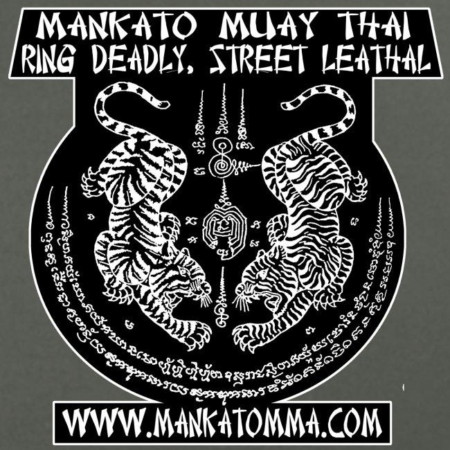 Fightwise Athletic Wear Tiger Yant Tiger Soul Muay Thai Shirt