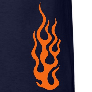 Navy flames 3 T-Shirts - Men's T-Shirt