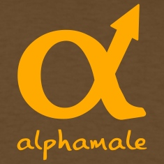 Brown alphamale T-Shirts