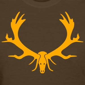 Brown antler Women's T-Shirts - Women's T-Shirt