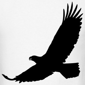 White eagle T-Shirts - Men's T-Shirt