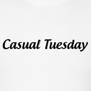 Casual Tuesday - Men's T-Shirt