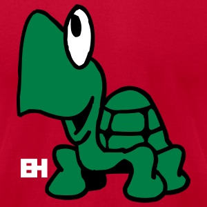Turtle - Men's T-Shirt by American Apparel