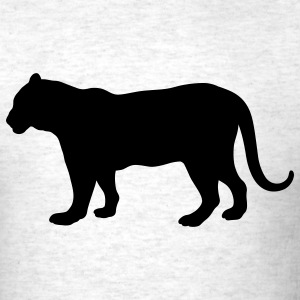 Light oxford cougar T-Shirts - Men's T-Shirt