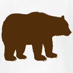 White bear Kids' Shirts - Kids' T-Shirt