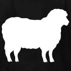 Black sheep Kids' Shirts