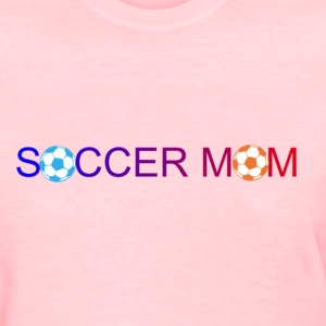 Ladie's LT T-Shirt   Soccer Mom - Women's T-Shirt