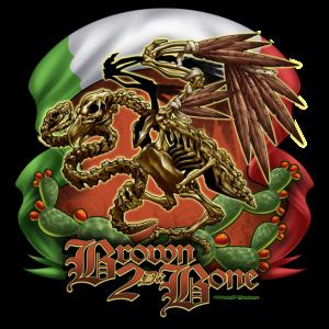 Brown 2Da Bone by RollinLow