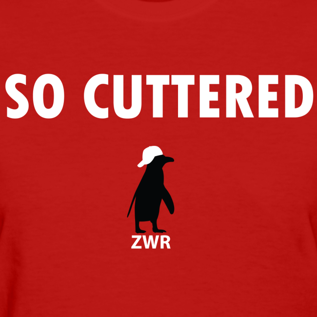 So Cuttered - Ladies