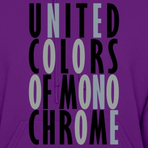Light pink United Colors of Monochrome Hoodies - Women's Hoodie