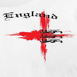 White england top T-Shirts - Men's T-Shirt by American Apparel