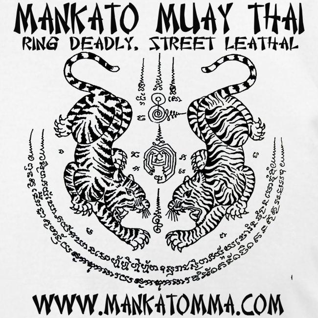 fightwise athletic wear tiger sak yant tiger soul muay thai tattoo shirt mens fine jersey t. Black Bedroom Furniture Sets. Home Design Ideas