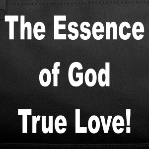 The Essence Of God True Love - Duffel Bag