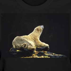 Polar Bear Attitude - Women's T-Shirt