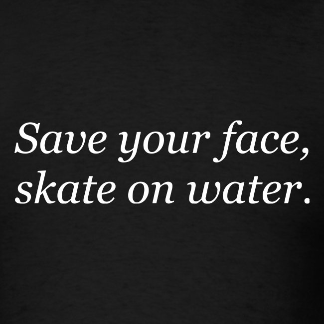 Save Your Face...