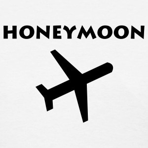 White Honeymoon Women's T-Shirts - Women's T-Shirt