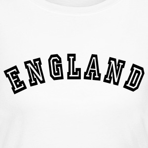 White England Long Sleeve Shirts - Women's Long Sleeve Jersey T-Shirt