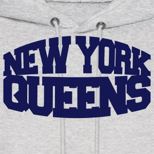 Ash  new york queens Hoodies - Men's Hoodie