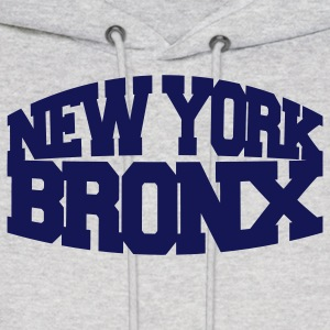 Ash  new york bronx Hoodies - Men's Hoodie